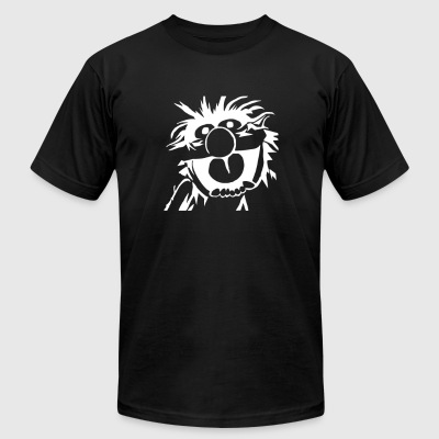 Animal Drummer The Muppets - Men's T-Shirt by American Apparel