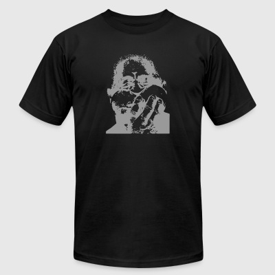 Dizzy Gillespie - Men's T-Shirt by American Apparel