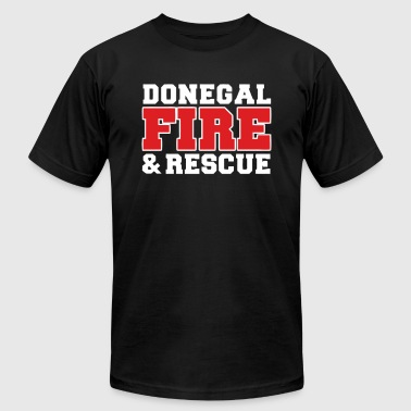 Donegal fire and rescue - Men's Fine Jersey T-Shirt