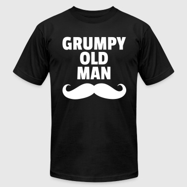 Grumpy Old Man - Men's Fine Jersey T-Shirt