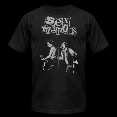 sex pistols - Men's Fine Jersey T-Shirt