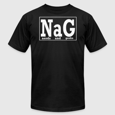 NaG World Order - Men's T-Shirt by American Apparel