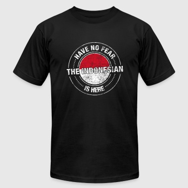Have No Fear The Indonesian Is Here - Men's Fine Jersey T-Shirt