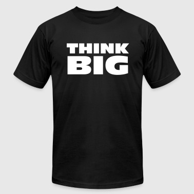 Think BIG - Men's Fine Jersey T-Shirt