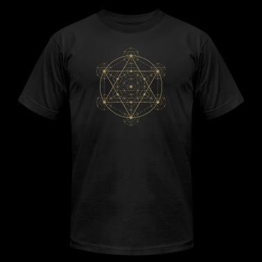 Sacred Geometry - Men's Fine Jersey T-Shirt