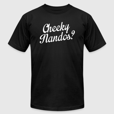 CHEEKY NANDOS - Men's T-Shirt by American Apparel