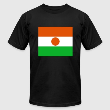 Niger - Men's T-Shirt by American Apparel