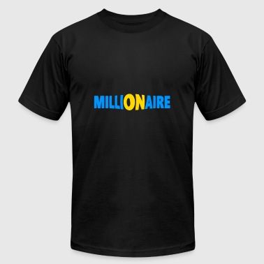 MILLIONAIRE - Men's T-Shirt by American Apparel