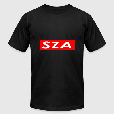 SZA - Men's T-Shirt by American Apparel