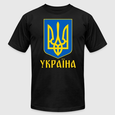 Ukraine - Men's T-Shirt by American Apparel
