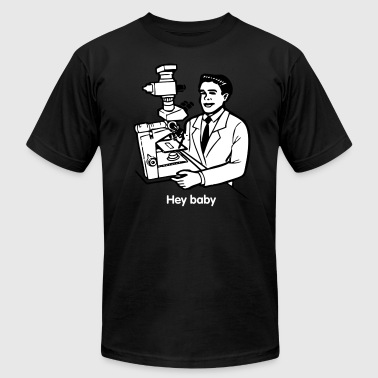 Scientist  - Men's Fine Jersey T-Shirt