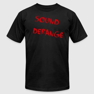 Sound Derange - Men's Fine Jersey T-Shirt