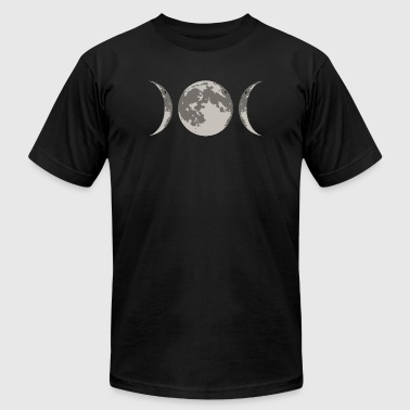 Moon - Magical Moon - Men's T-Shirt by American Apparel