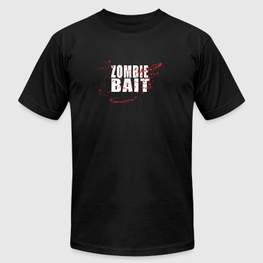 Zombie - Zombie Bait - Men's T-Shirt by American Apparel
