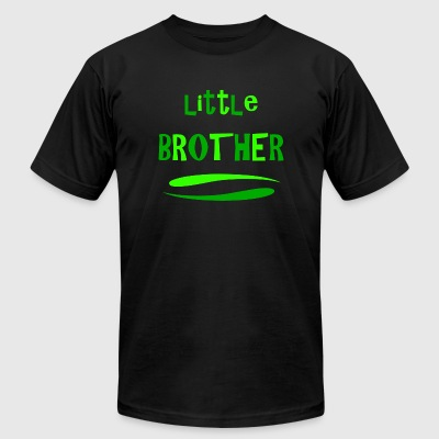 Brother - Little Brother - Men's T-Shirt by American Apparel