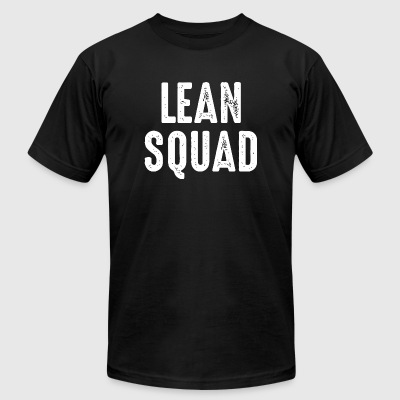 Squad - Lean Squad - Men's T-Shirt by American Apparel