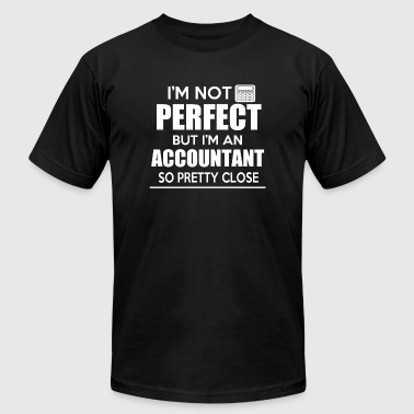 ACCOUNTANT - PERFECT ACCOUNTANT - Men's Fine Jersey T-Shirt