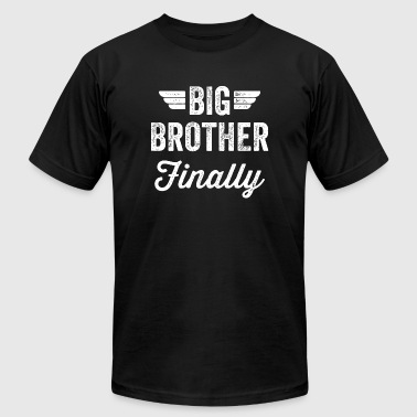 Brother - Big Brother Finally - Men's Fine Jersey T-Shirt