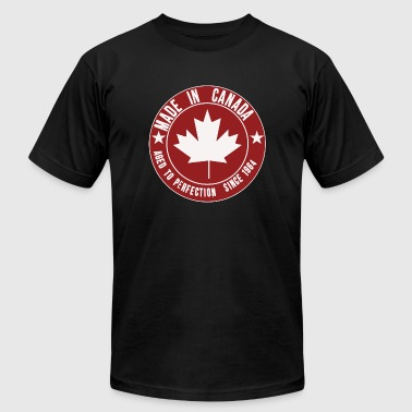 Canada - Made In Canada Aged To Perfection Since - Men's Fine Jersey T-Shirt
