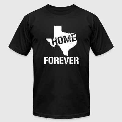 Home - home forever - Men's T-Shirt by American Apparel