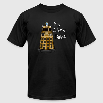 Dalek - My Little Dalek - Men's T-Shirt by American Apparel
