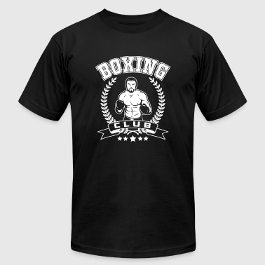 Boxing - Boxing Club - Men's Fine Jersey T-Shirt