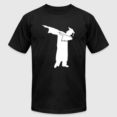 Graduation - The Dabbing Graduation Class of 201 - Men's T-Shirt by American Apparel