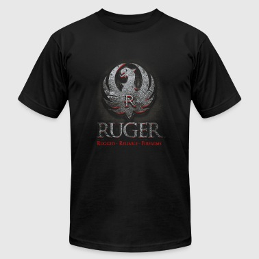 Ruger - Rugged reliable firearms awesome t-shirt - Men's Fine Jersey T-Shirt