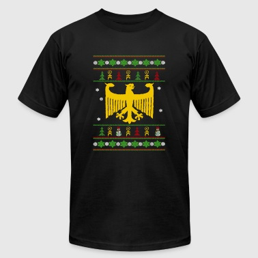 Christmas sweater for Shrine lover - Men's T-Shirt by American Apparel