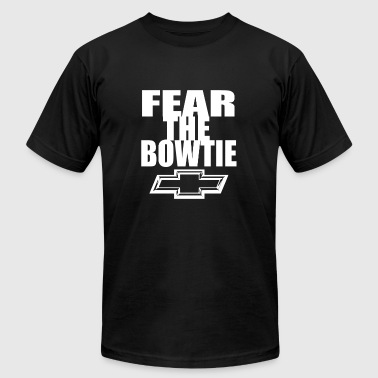 Chevrolet - Fear the bowtie awesome t-shirt - Men's Fine Jersey T-Shirt