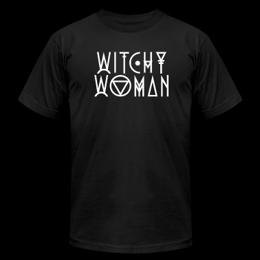 Witchy Woman - Witchy Woman - Men's Fine Jersey T-Shirt