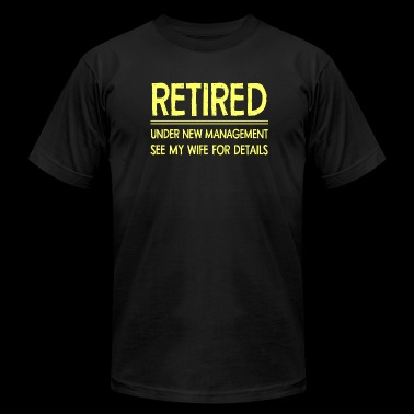 Retirement - Retirement - Men's Fine Jersey T-Shirt