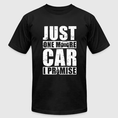 Car - Just One More Car I Promise - Men's Fine Jersey T-Shirt