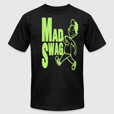 MAD SWAG - Men's Fine Jersey T-Shirt