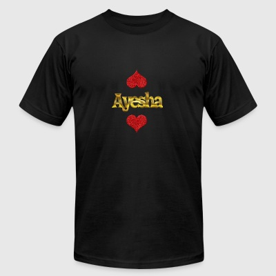 Ayesha - Men's T-Shirt by American Apparel