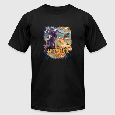 The Witcher 3 - Griffin - Men's Fine Jersey T-Shirt