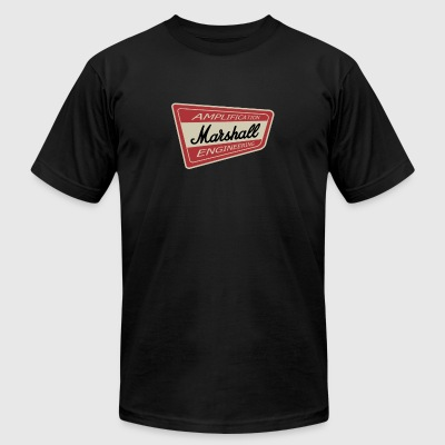 Marshall - Men's T-Shirt by American Apparel