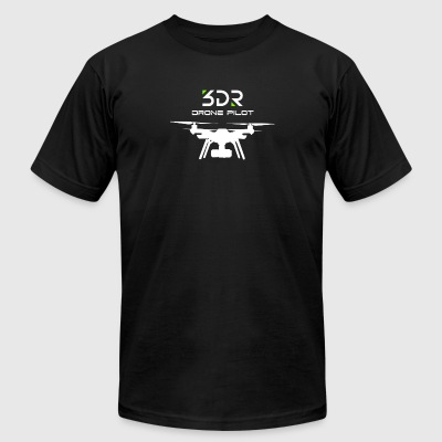 3DR DRONE PILOT SOLO DRONE - Men's T-Shirt by American Apparel