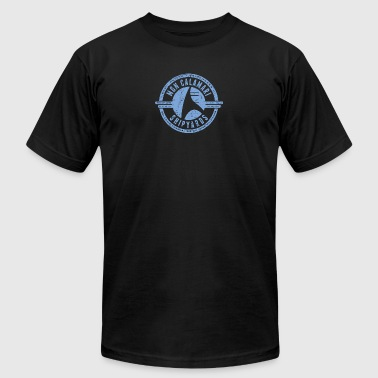 Mon Calamari Shipyards - Men's T-Shirt by American Apparel