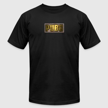 PUBG players unknown battlegrounds - Men's Fine Jersey T-Shirt