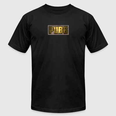 PUBG players unknown battlegrounds - Men's T-Shirt by American Apparel