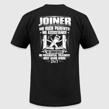 Joiner/Carpenter/Wright/Woodworker/Gift/Present - Men's Fine Jersey T-Shirt