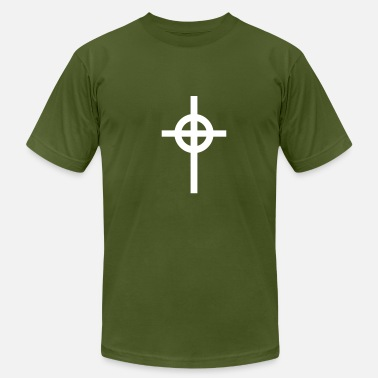 274a60f3f Shop Celtic Cross T-Shirts online | Spreadshirt