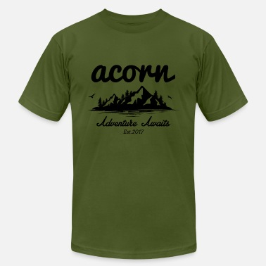 Adventure Awaits - Men's  Jersey T-Shirt