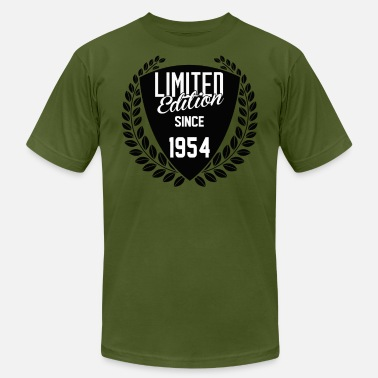 Rocking Limited Edition Since 1954 - Men's Jersey T-Shirt