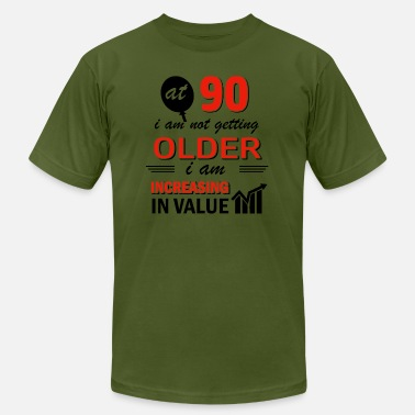 90 Year Old Birthday Funny 90 year old gifts - Men's  Jersey T-Shirt