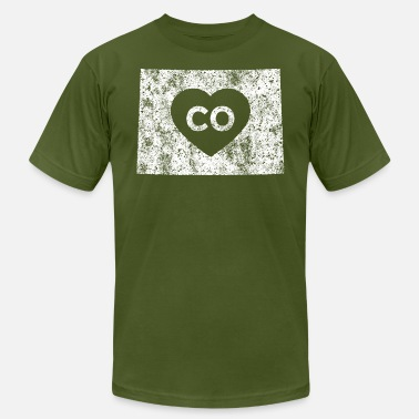 Used Used I Love Colorado - Unisex Jersey T-Shirt