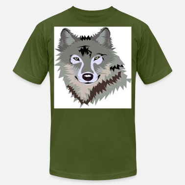 Solitary SOLITARY WOLF - Unisex Jersey T-Shirt