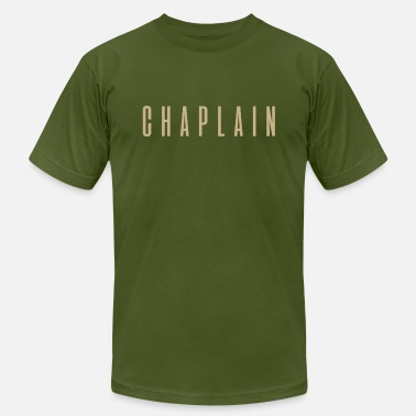 Chaplaincy FOR THE CHAPLAIN - Unisex Jersey T-Shirt