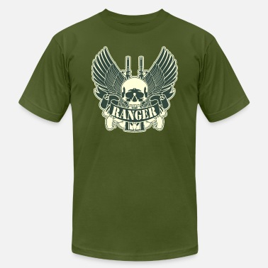 Army Army Ranger Skull - Unisex Jersey T-Shirt